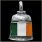 Irish Flag Gremlin Bell
