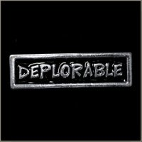 Deplorable Biker Pin