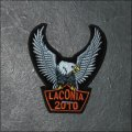 Laconia Bike Week 2010 Upwing Eagle Patch