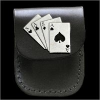 Aces N Eights Lighter Case