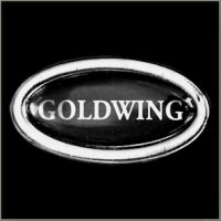 Goldwing Title Pin