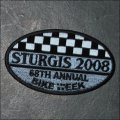 2008 Sturgis Event Patch