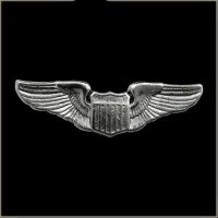 US Air Force Pilot Wing Insignia Pin