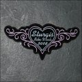 2008 Ladies Sturgis Event Patch - Pink