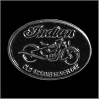 Indian Motorcycle Pin