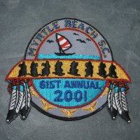 Myrtle Beach 61st Annual Patch