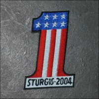 2004 Sturgis Event Patch