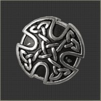 Celtic Knot Cross Snap Head