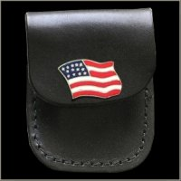 American Flag Lighter Case