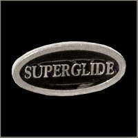 Super Glide Title Pin