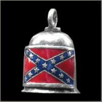 Colored Rebel Flag Gremlin Bell